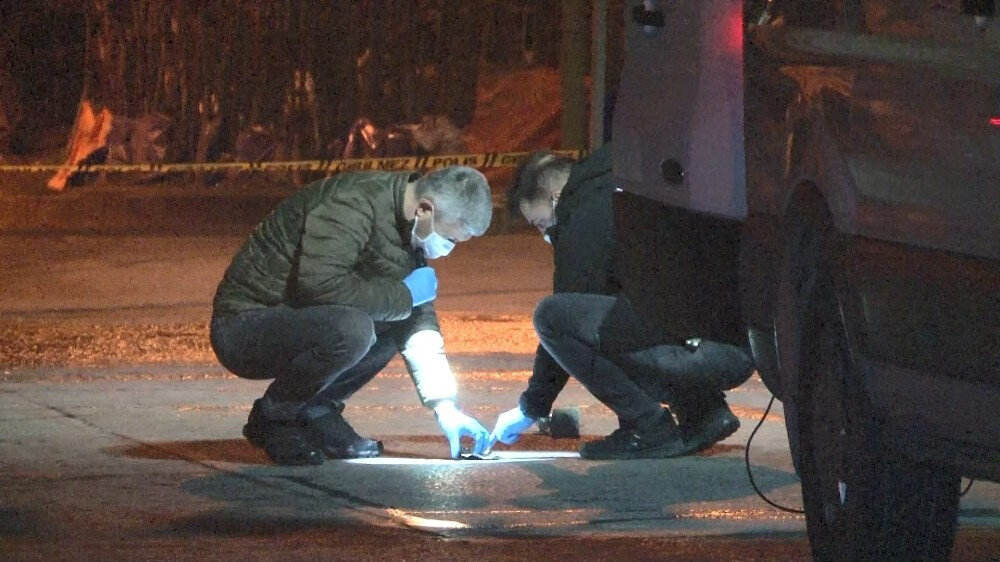 Olayla ilgili soruşturma başlatan polis, kaçan kişi ya da kişileri yakalamak için çalışma başlattı.