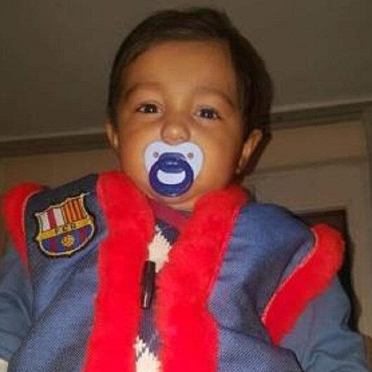 Denizli'de yürek burkan kaza: Ağabeyi üç yaşındaki Deniz'i ölüme götürdü