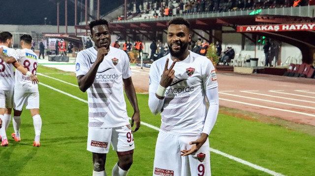 Boupendza, Konyaspor'u yıktı