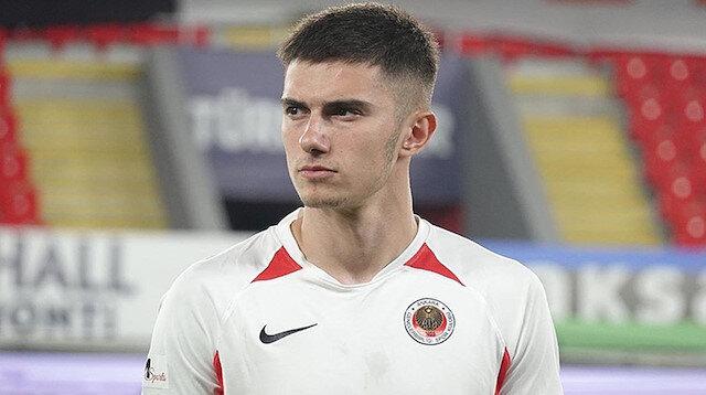 Berat Özdemir Trabzonspor'da