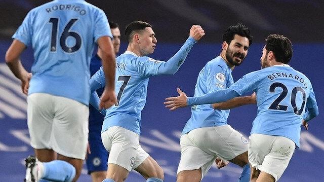 Premier Lig'de haftanın maçını City kazandı