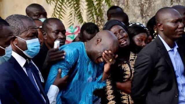 Aboubakar'ın en acı günü: Gözyaşlarına boğuldu