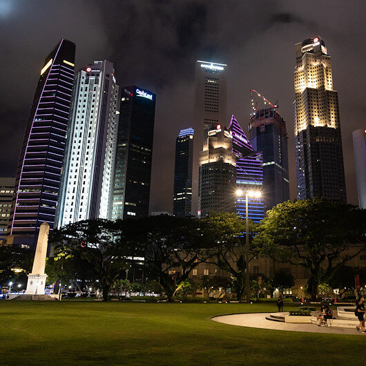 Singapore's economy contracted 5.8% in 2020: Ministry
