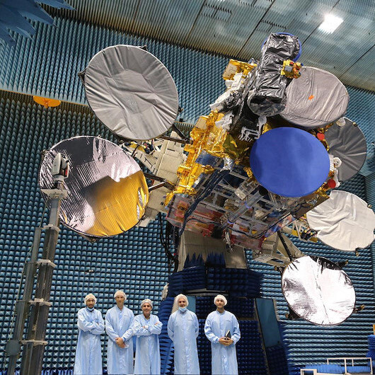 New Turkish 5A satellite set for launch from US on Thursday