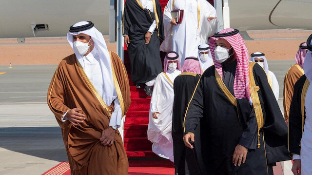 Arab leaders welcome Gulf reconciliation