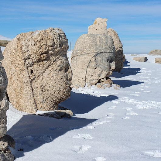 Turkey's Mt. Nemrut drew 500,000 tourists in 5 years