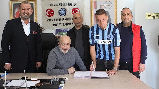 Aissati 1. Lig ekibine imza attı