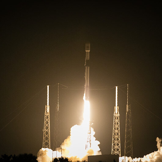 Turkey's new Turksat 5A satellite launched from US
