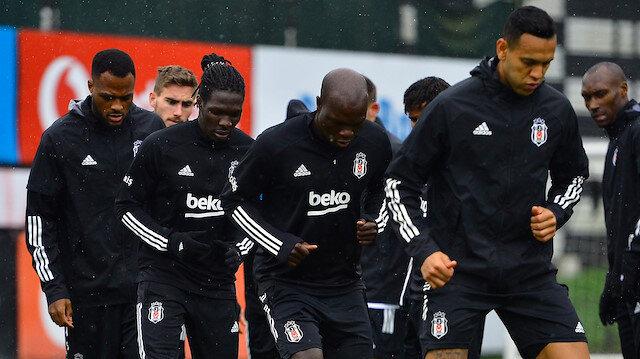 Beşiktaş kadrosu belli oldu: Üç eksik var