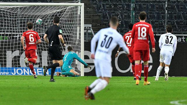 Bayern Münih yıkıldı: 2-0 öne geçtiği maçı kaybetti