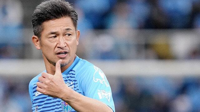 Miura, şubat ayının sonunda 54 yaşında girecek.