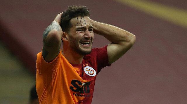 Oğulcan Çağlayan, sarı-kırmızılı formayla çıktığı 12 maçta 3 gol atarken, 1 de asist yaptı.
