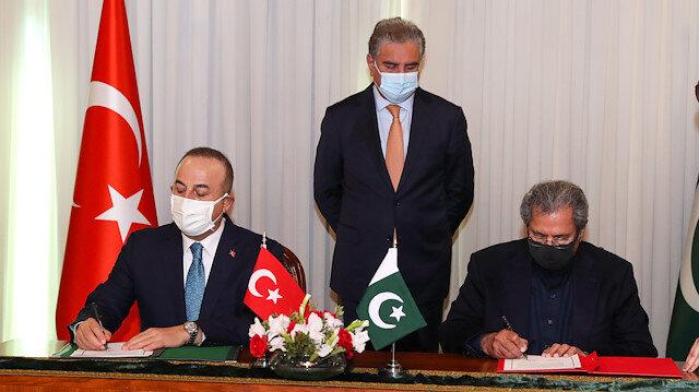 مذكرة تفاهم بين أنقرة وإسلام آباد حول أنشطة وقف المعارف التركي