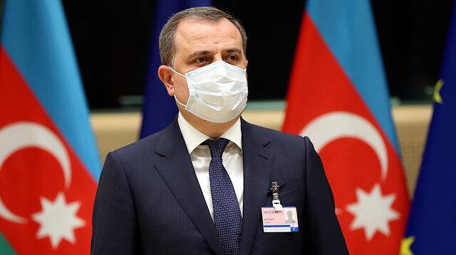 Azeri FM Jeyhun Bayramov