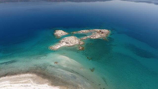 Lake Salda of Turkey's Burdur