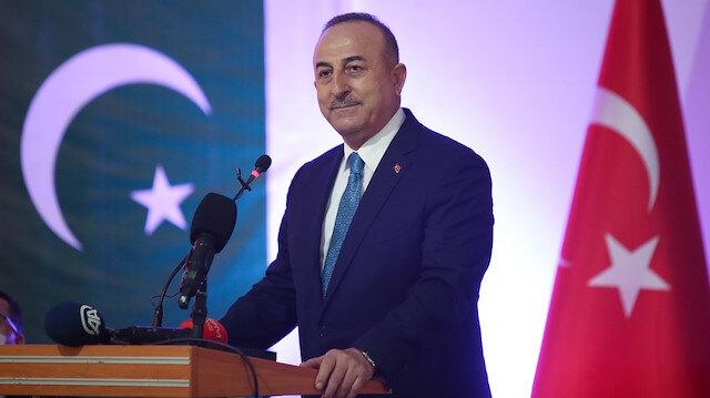 تشاووش أوغلو: اجتماع إسلام أباد اتخذ خطوات مهمة لتعزيز الأمن