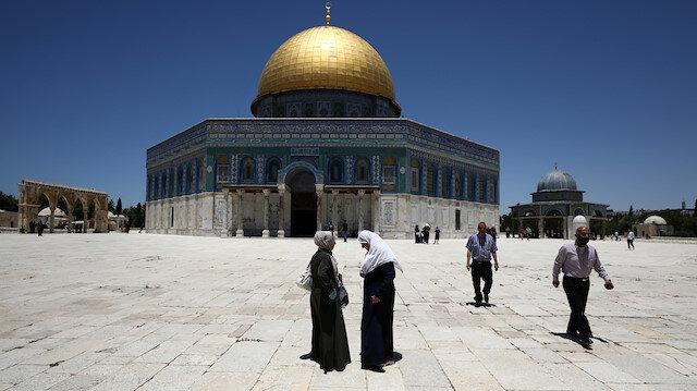 فلسطين تحذر من مخططات إسرائيلية لتقسيم المسجد الأقصى مكانيًا
