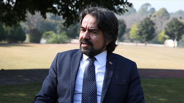 السفير التركي لدى باكستان إحسان مصطفى يورداقول