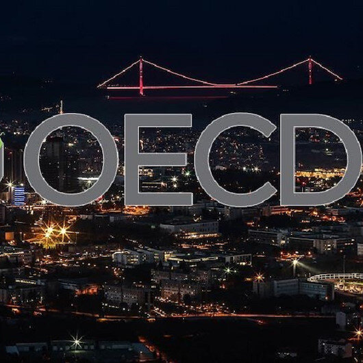 """""""التعاون الاقتصادي والتنمية"""" تشيد بإصلاحات """"المركزي التركي"""""""