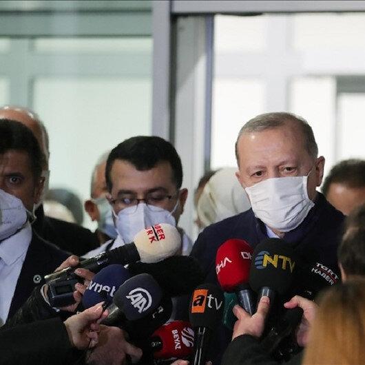 أردوغان: نعتزم زيادة جرعات لقاح كورونا بـ 25-30 مليون