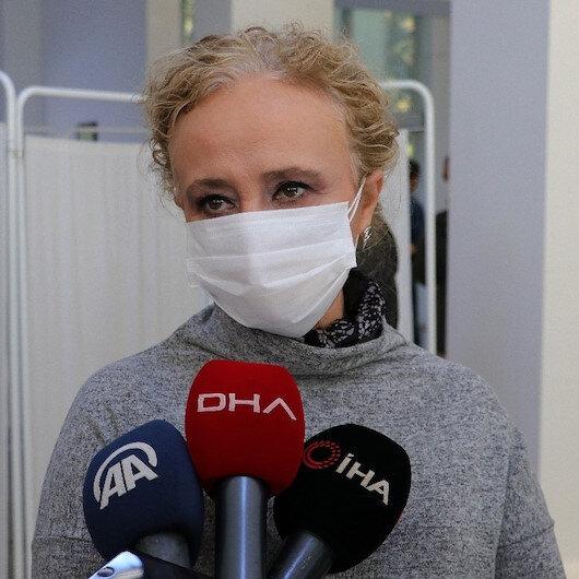 Bilim Kurulu Üyesi Taşova: 'CoronaVac' aşısı olan bir kişinin tekrardan başka bir aşı yaptırmasına gerek yok