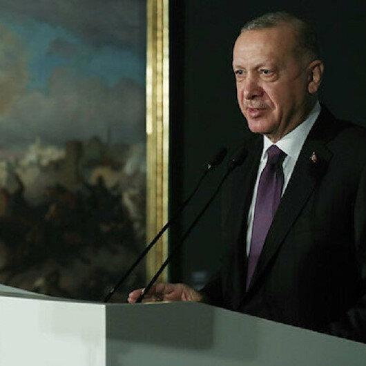 أردوغان: الليرة التركية سجلت ارتفاعا أمام الدولار واليورو