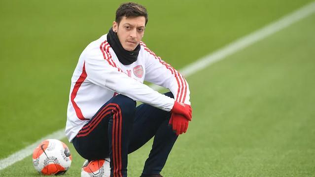 Almanya'dan <br>Mesut Özil iddiası