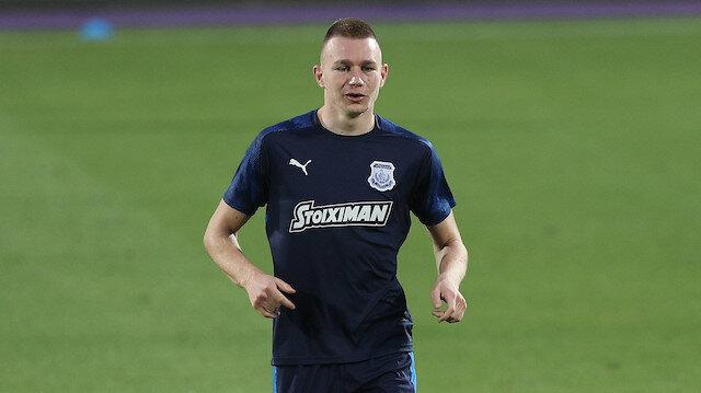 Fenerbahçe'nin yeni transferi Attila Szalai İstanbul'da