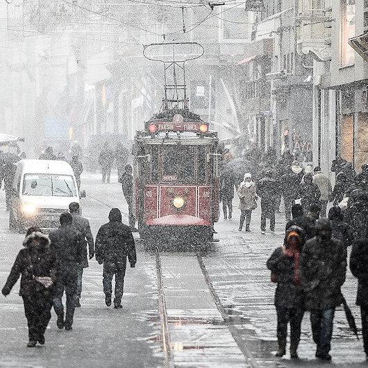 Meteoroloji'den flaş uyarı: Bu gece ve yarın kar kalınlığı 20-40 cm olabilir