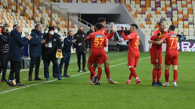 Malatyaspor, Rizespor karşısında geriden gelerek farklı kazandı