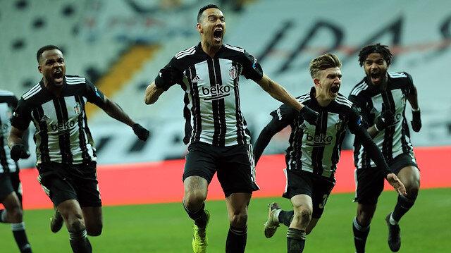 2021 yılının ilk derbisini Beşiktaş kazandı