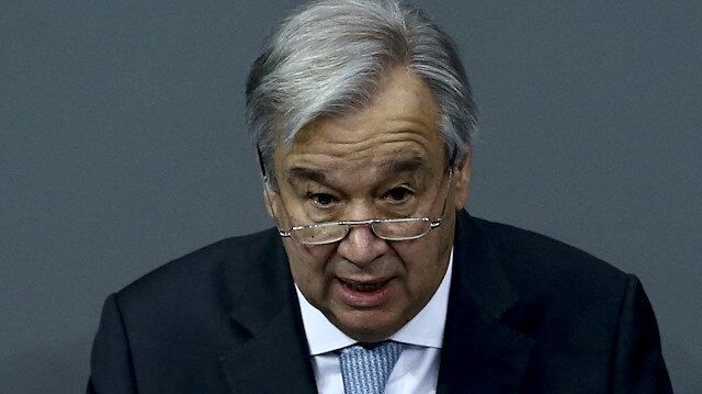 UN chief welcomes decision to hold Palestinian polls