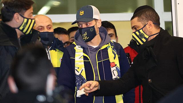 Süper Lig'den <br>ilk tebrik