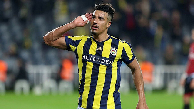 Nabil Dirar Süper Lig ekibiyle el sıkıştı