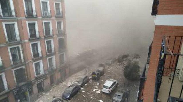 إسبانيا.. مقتل اثنين في انفجار عنيف وسط مدريد