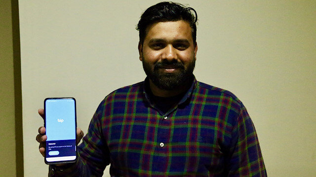 """تطبيق المراسلات التركي """"بيب"""" الأكثر تنزيلاً في باكستان"""