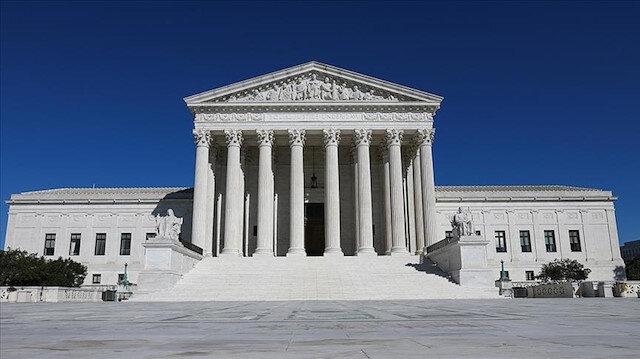 تهديد بوجود قنبلة في مبنى المحكمة العليا الأمريكية
