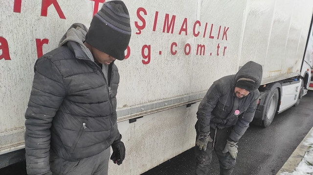 صربيا.. الشرطة التركية تنقذ 4 مهاجرين غير نظاميين من التجمد