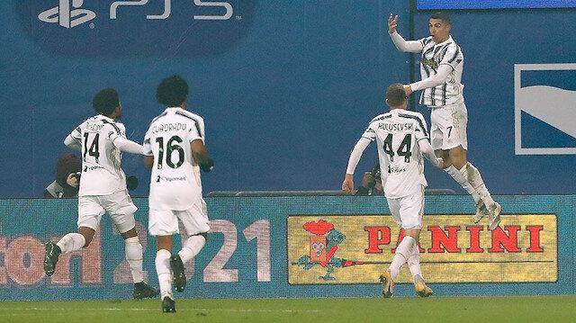 İtalya'nın en büyüğü Juventus