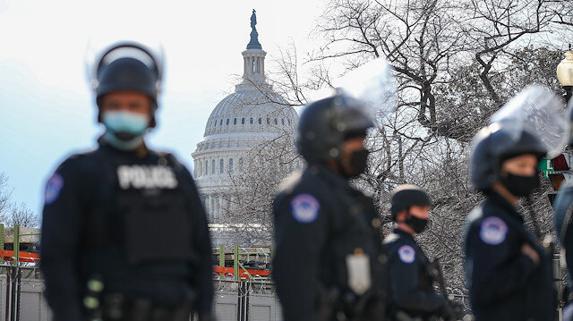 Mistreatment of US National Guards at Capitol draws ire