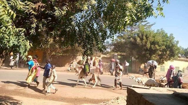 السودان.. ارتفاع عدد قتلى العنف القبلي في الجنينة إلى 160
