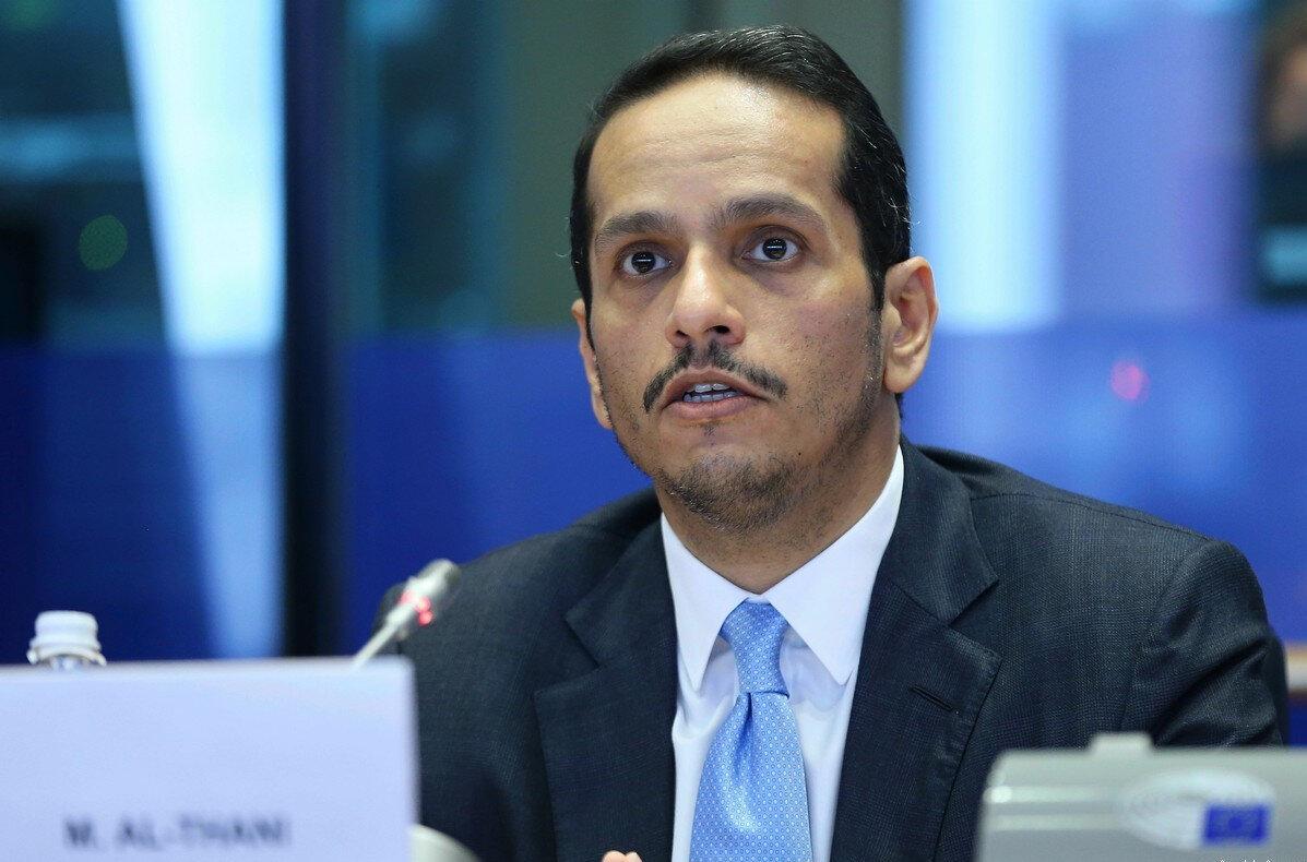 Katar, Basra Körfezi'ndeki Arap ülkeleri ile İran arasında diyalog için çağrıda bulunmuştu.