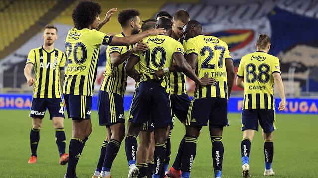Fenerbahçe'nin zirve inadı: Kayserispor engeli farklı geçildi