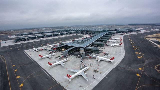 """""""الخطوط التركية"""" ومطار إسطنبول في المراكز الأولى أوروبيا"""