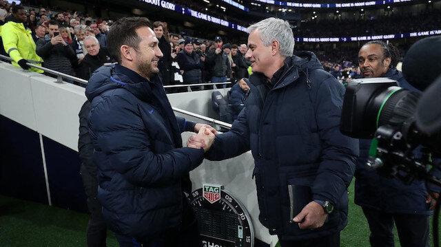 Mourinho, Lampard görevden alındığı için üzgün: Modern futbolun gaddarlığı