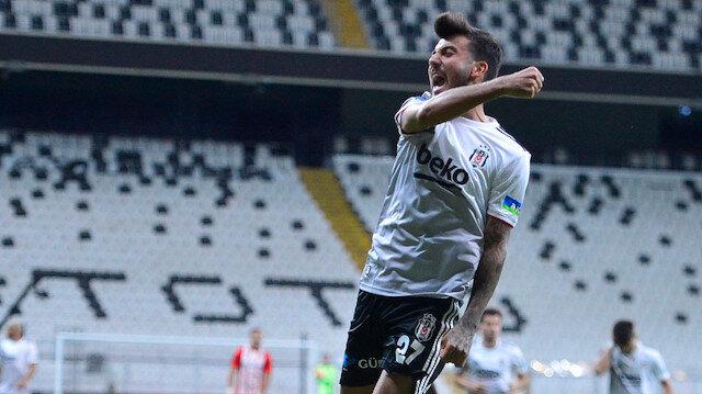 Beşiktaş'ta Atakan Üner kiralık gitti