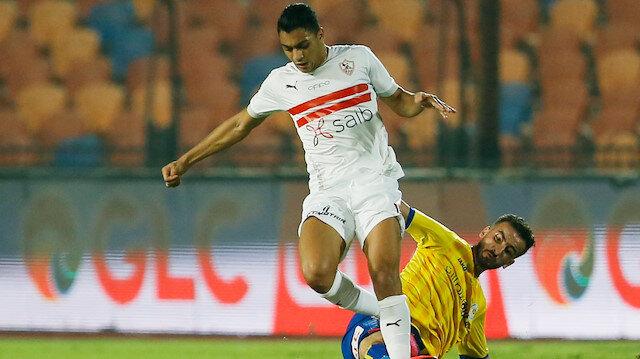 Galatasaray'ın istediği Mostafa Mohamed kulübüne isyan etti