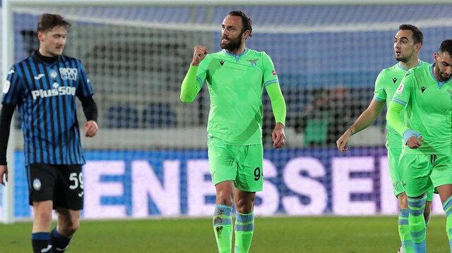 Vedat Muriqi siftah yaptı ama Lazio elendi