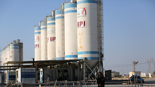 Groundbreaking ceremony of Bushehr Nuclear Power Plant