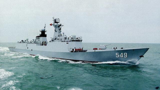 Type-054 frigate